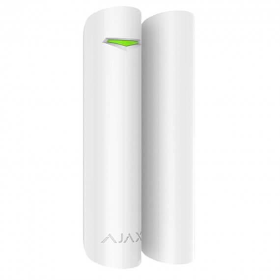 Détecteur d'ouverture magnétique sans fil DoorProtect Blanc AJAX