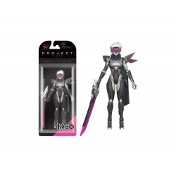 Boite Abimé - Figurine League Of Legends - Fiora Legacy 15cm