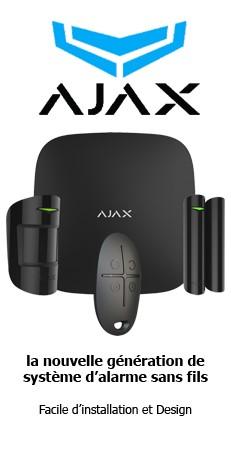 Alarme sans fil Ajax